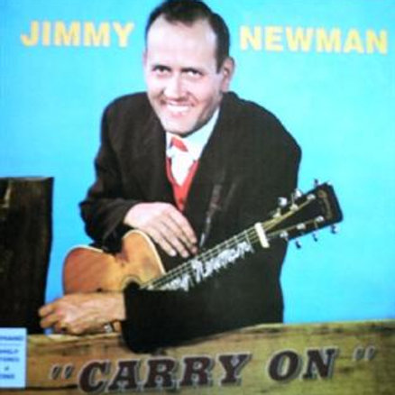 JIMMY NEWMAN - Carry On