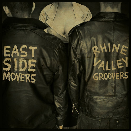 EASTSIDE MOVERS AND RHINE VALLEY GROOVERS LP with free CD