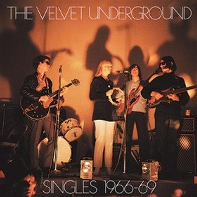 VELVET UNDERGROUND - Singles 1966-69
