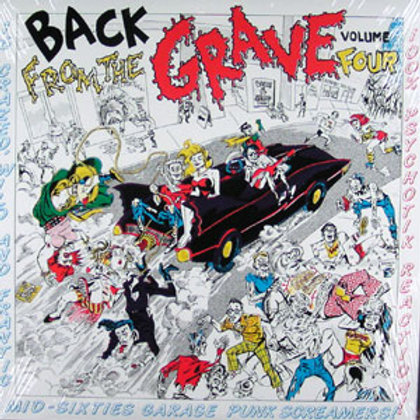 BACK FROM THE GRAVE Vol. 4