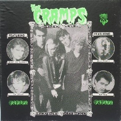 CRAMPS - de Lux Album