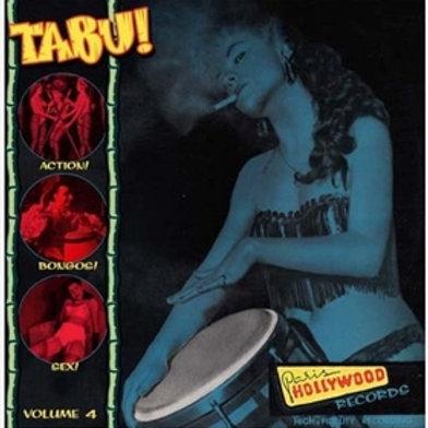 TABU! Vol. 4