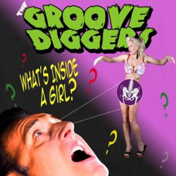 GROOVE DIGGERS  What's Inside A Girl