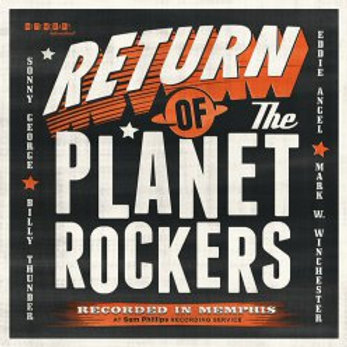 PLANET ROCKERS  Return Of The