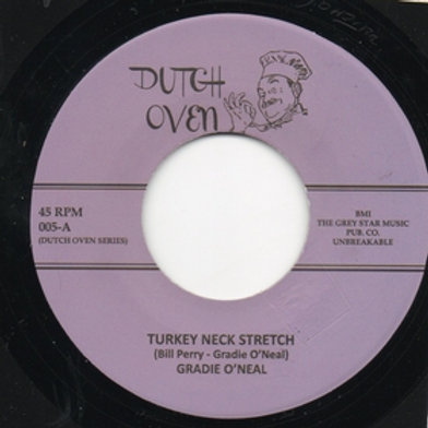 GRADIE O'NEAL - Turkey Neck Stretch