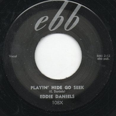 EDDIE DANIELS - Playin' Hide Go Seek