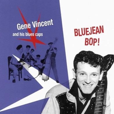 GENE VINCENT AND HIS BLUE CAPS - Bluejean Bop!
