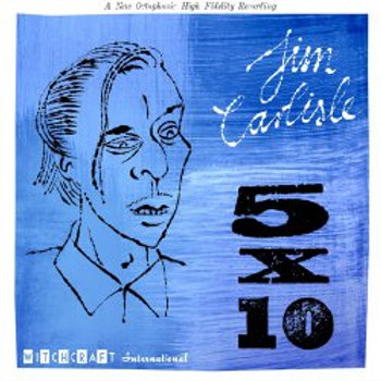 JIM CARLISLE  5x10