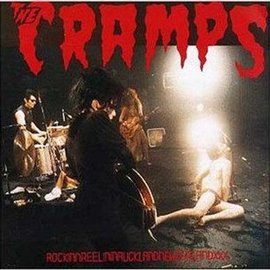CRAMPS - Rocknnreelininaucklandnewzealand