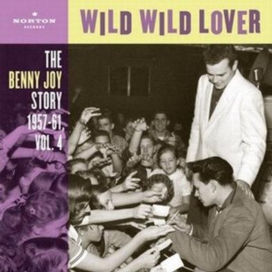 BENNY JOY - Story Vol. 4 - Wild Wild Lover