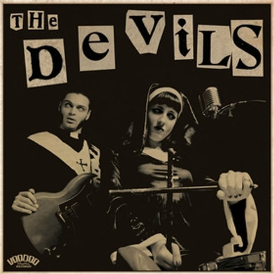 DEVILS - Sin You Sinners