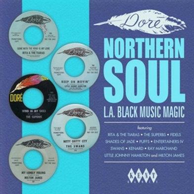 DORE NORTHERN SOUL - L.A. BLACK MUSIC MAGIC