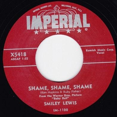 SMILEY LEWIS Shame Shame Shame