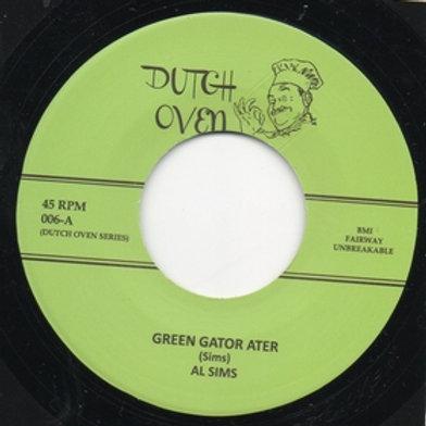 AL SIMS - Green Gator Ater