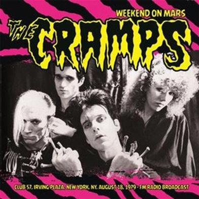 CRAMPS - Weekend On Mars