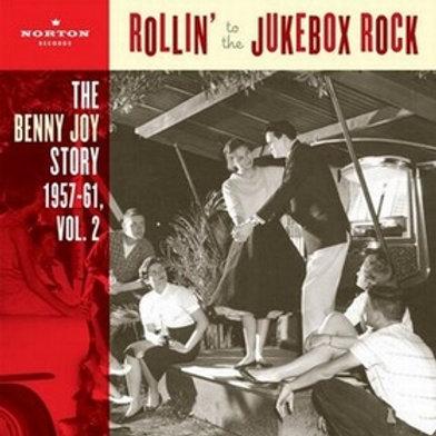 BENNY JOY - Story Vol. 2 - Rollin' To The Jukebox Rock