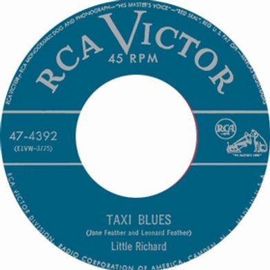 LITTLE RICHARD - Taxi Blues