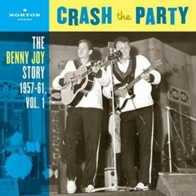 BENNY JOY - Story Vol. 1 - Crash The Party