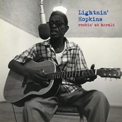 LIGHTNIN' HOPKINS - Rockin' At Herald