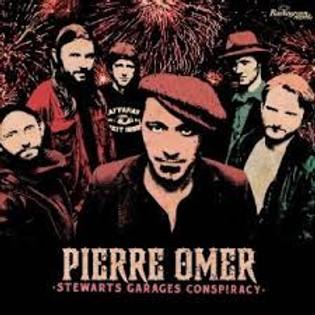 Pierre Omer & The Nightcruisers @ Grabenhalle SG