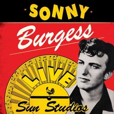SONNY BURGESS - Live At Sun Studio