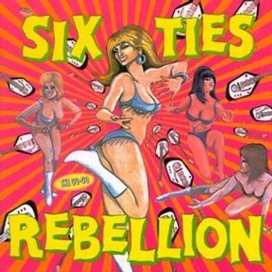 SIXTIES REBELLION Vol. 4 - The Go-Go
