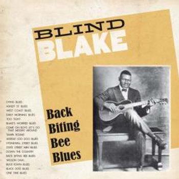 BLIND BLAKE Back Biting Bee Blues