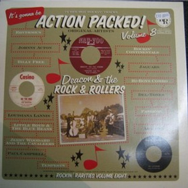 ACTION PACKED! Vol. 8