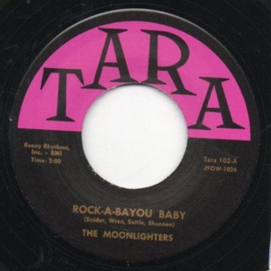 MOONLIGHTERS - Rock-A-Bayou Baby