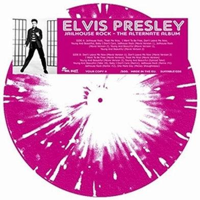 ELVIS PRESLEY - Jailhouse Rock - The Alternate Album