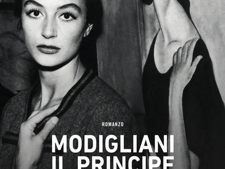 Modigliani the Prince by Angelo Longoni