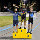 James takes 2nd at the track