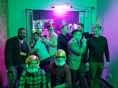 Team Xmas party