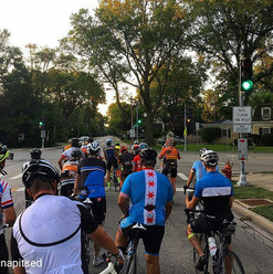Wednesday group ride