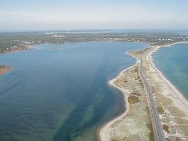 48-Sengekontacket Pond & Barrier Beach (