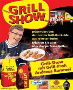 Plakat Grillschow 2007