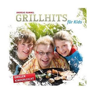 Grillbuch für Kinder vom Grillexperten Andreas Rummel