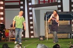 Grillshow Theater  2007/2
