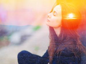 Negative Gedanken auflösen