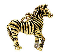 Zebra, Pendants, necklaces, rings, earrings, Diamonds, 18kt Gold, Fine jewelry,
