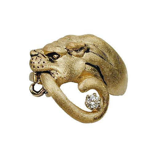 Panther Tail Ring