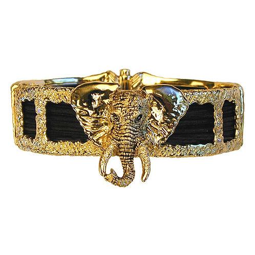 Large Elephant Bracelet