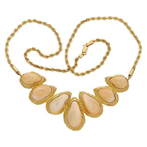 Elk Ivory Necklace