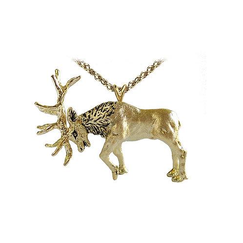 3-D Elk