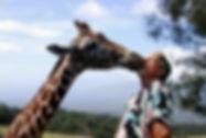 Gregory Appleby, Giraffe, Maui Hawaii