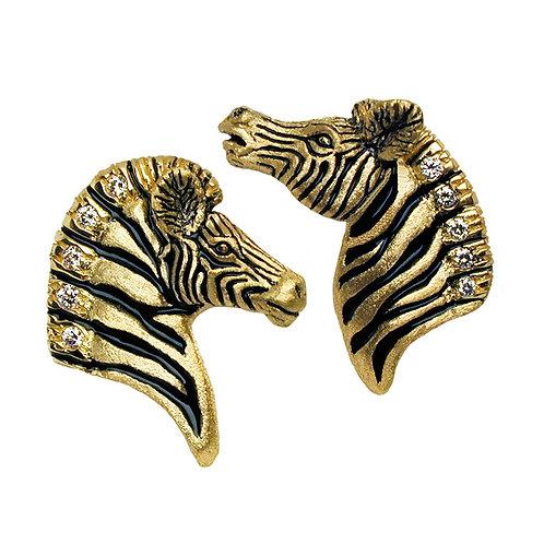 Zebra Duo Clips