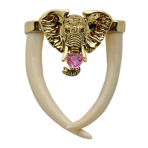 Tusker Pink Sapphire