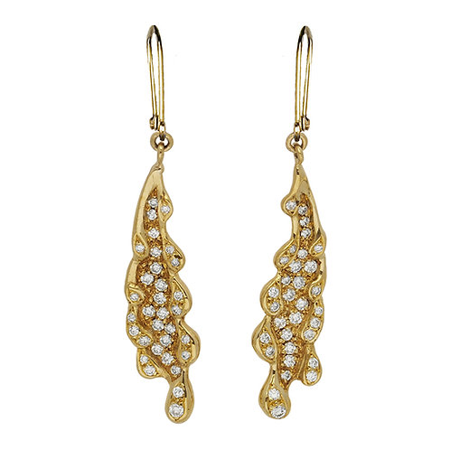 Waterfall Diamond Earrings