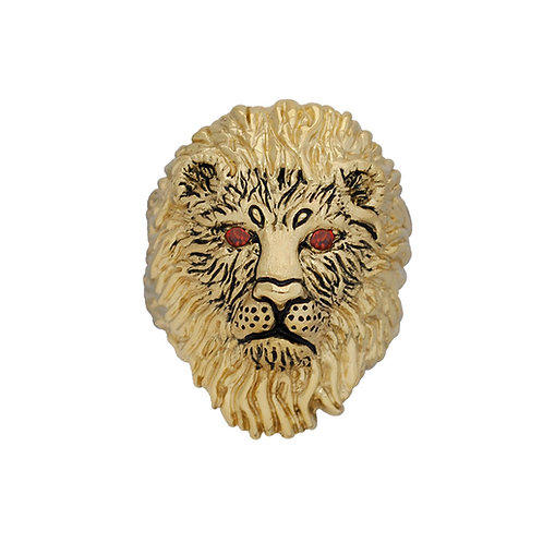 African Lion Ring