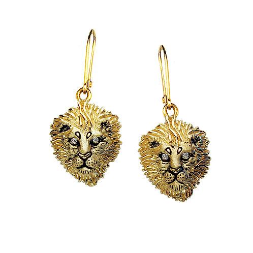 Lion Eyes Earrings